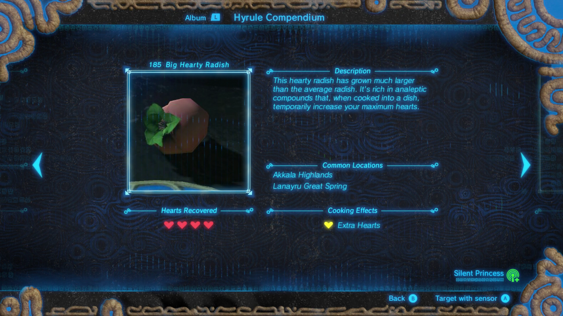 How to Make the Best Recipes - The Legend of Zelda: Breath of the ..