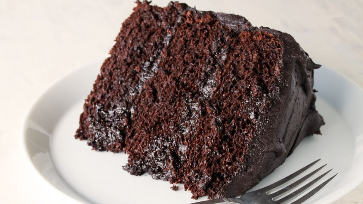 How to Make the Most Amazing Chocolate Cake - Recipe Chocolate Video