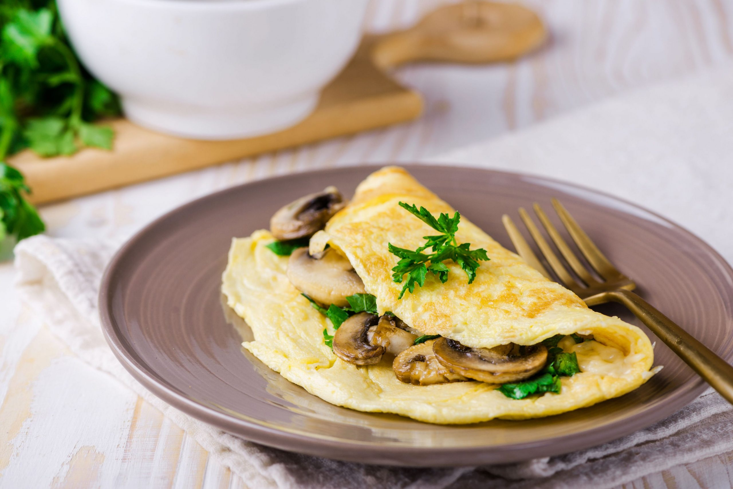 How to Make The Perfect 9-Minute Omelet - Recipes Egg Omelet