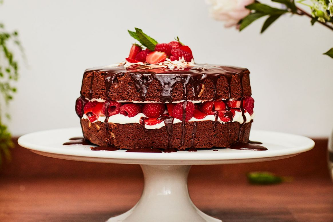 How to make the perfect chocolate cake | Features | Jamie Oliver