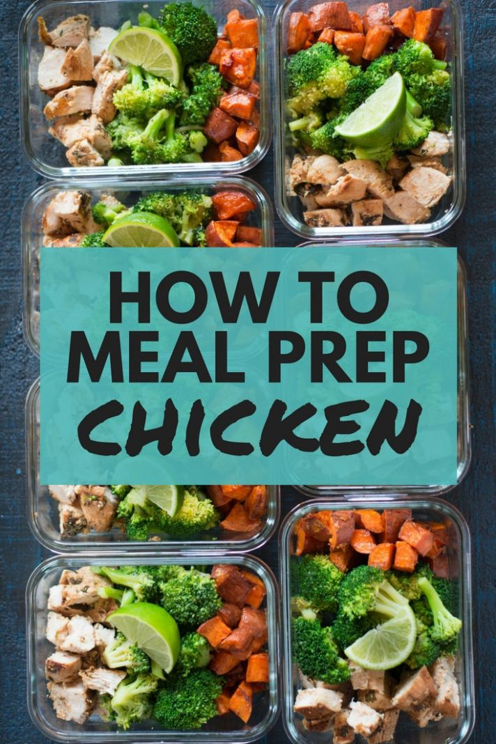 How To Meal Prep Chicken - Simple Recipes Meal Prep