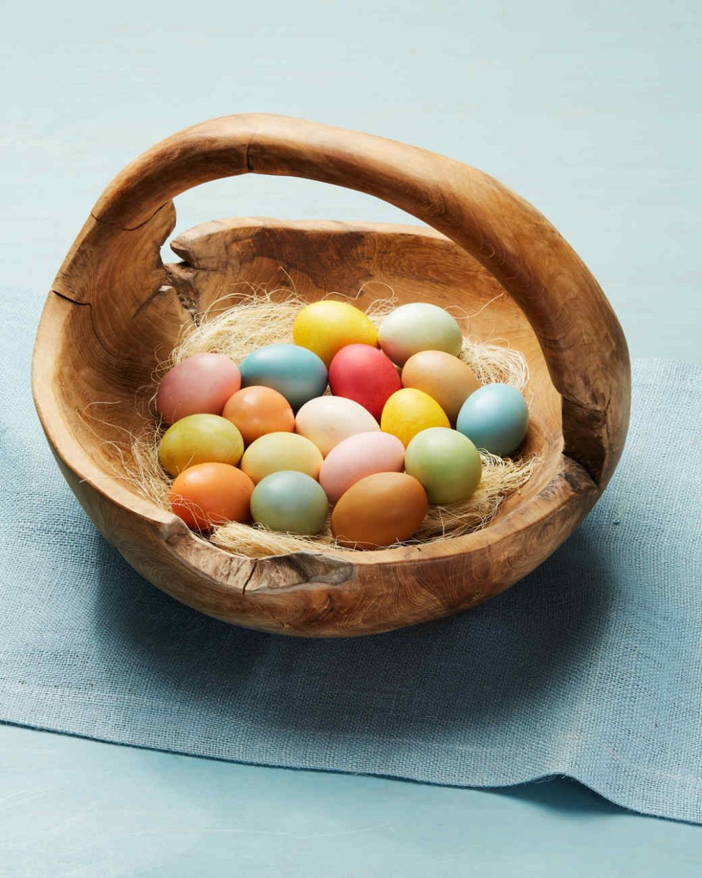 How to Naturally Dye Easter Eggs & Video | Martha Stewart