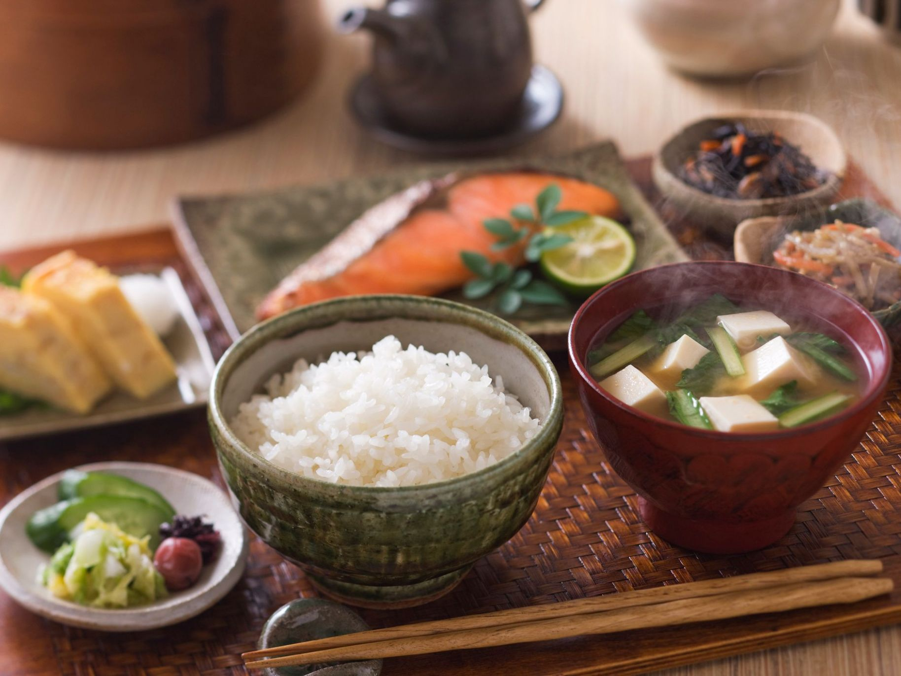 How to Prepare a Traditional Japanese Breakfast - Breakfast Recipes Japanese
