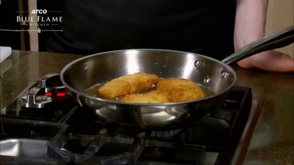 How to Shallow Fry Fish - Recipe Fish Batter Shallow Frying