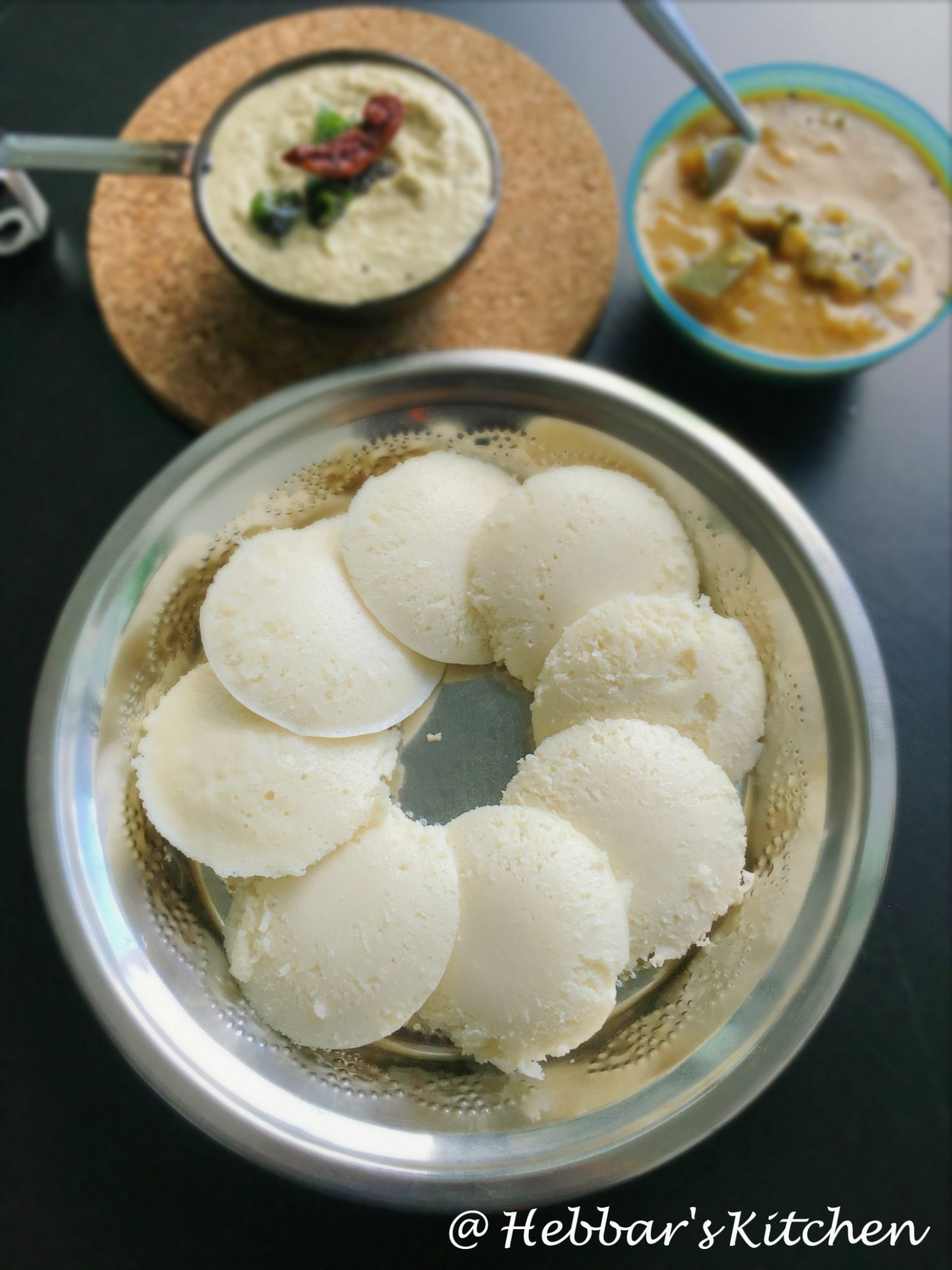 idli with cooked rice recipe | idli with left over rice recipe