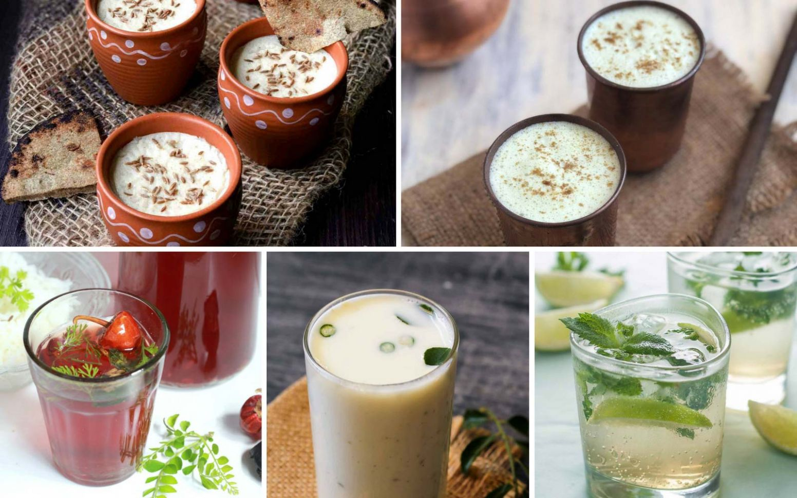 Indian Drinks That Will Keep You Cool This Summer by Archana's Kitchen