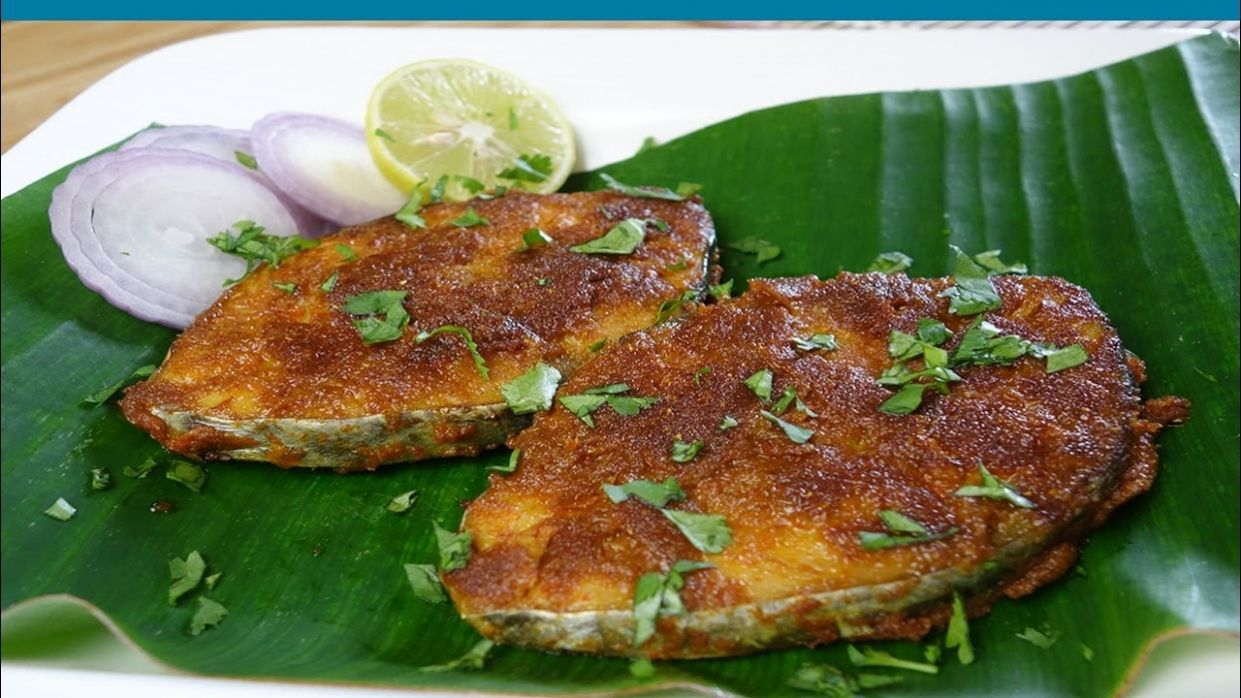 indian style fish fry recipe - fish fry recipe in hindi - fish fry ..