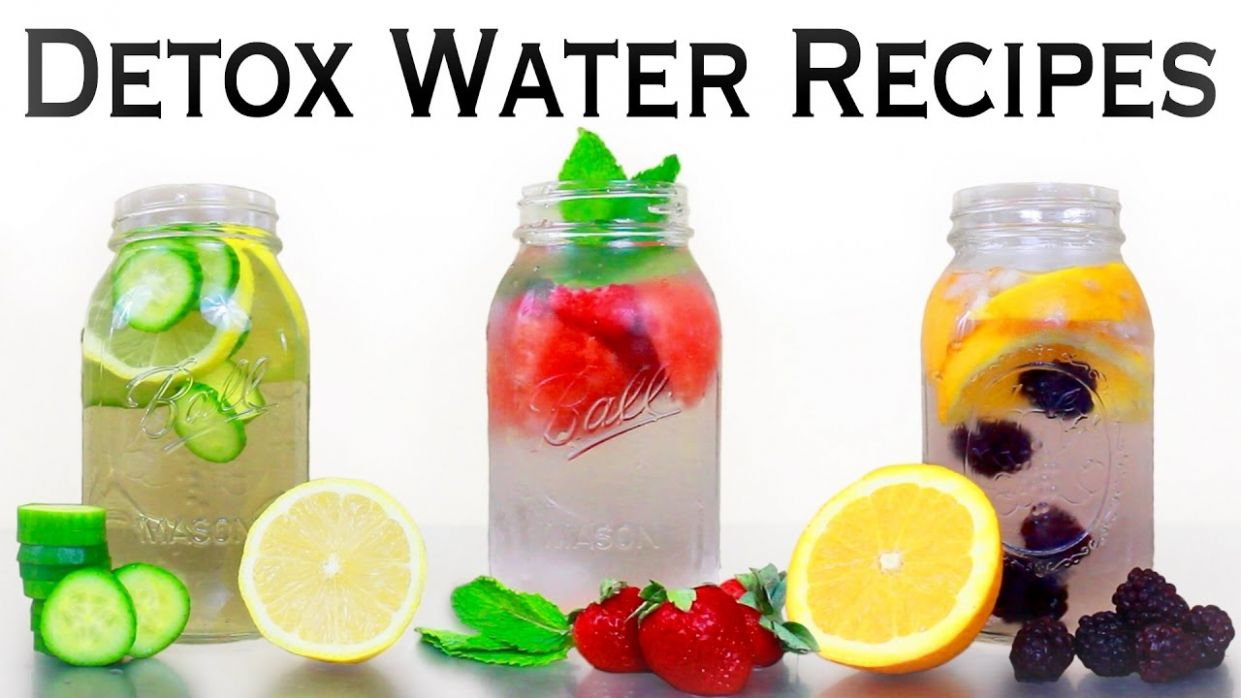 🔥 INSTANT BELLY FAT BURNERS! 11 Detox Water Recipes for Weight Loss,  Energy, & Anti-Aging! 🔥 - Recipes For Weight Loss Water