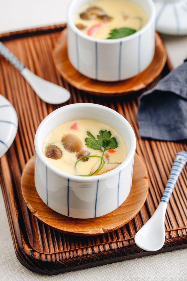 Instant Pot Chawanmushi 茶碗蒸し (圧力鍋) • Just One Cookbook - Recipe Japanese Egg Custard