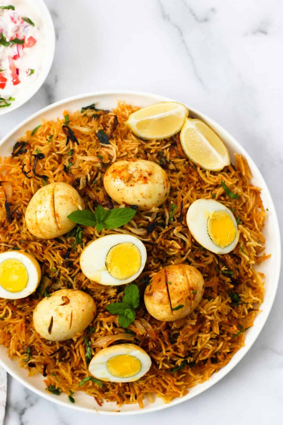 Instant Pot Egg Biryani - Recipes Egg Biryani