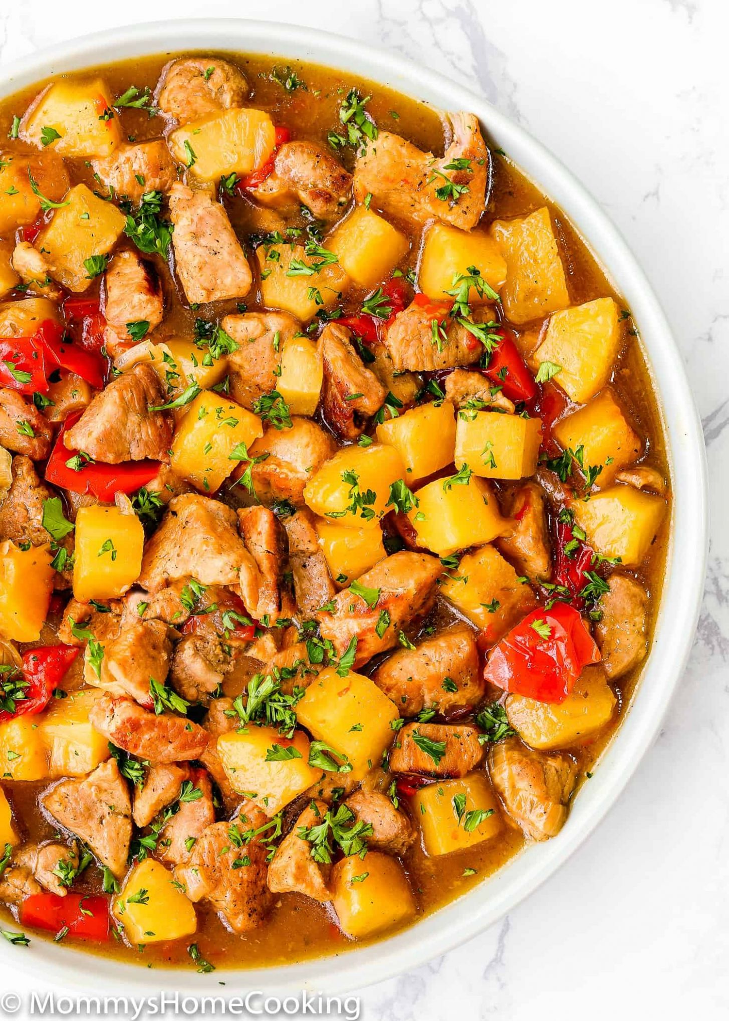 Instant Pot Hawaiian Pineapple Pork - Recipe Pork With Pineapple