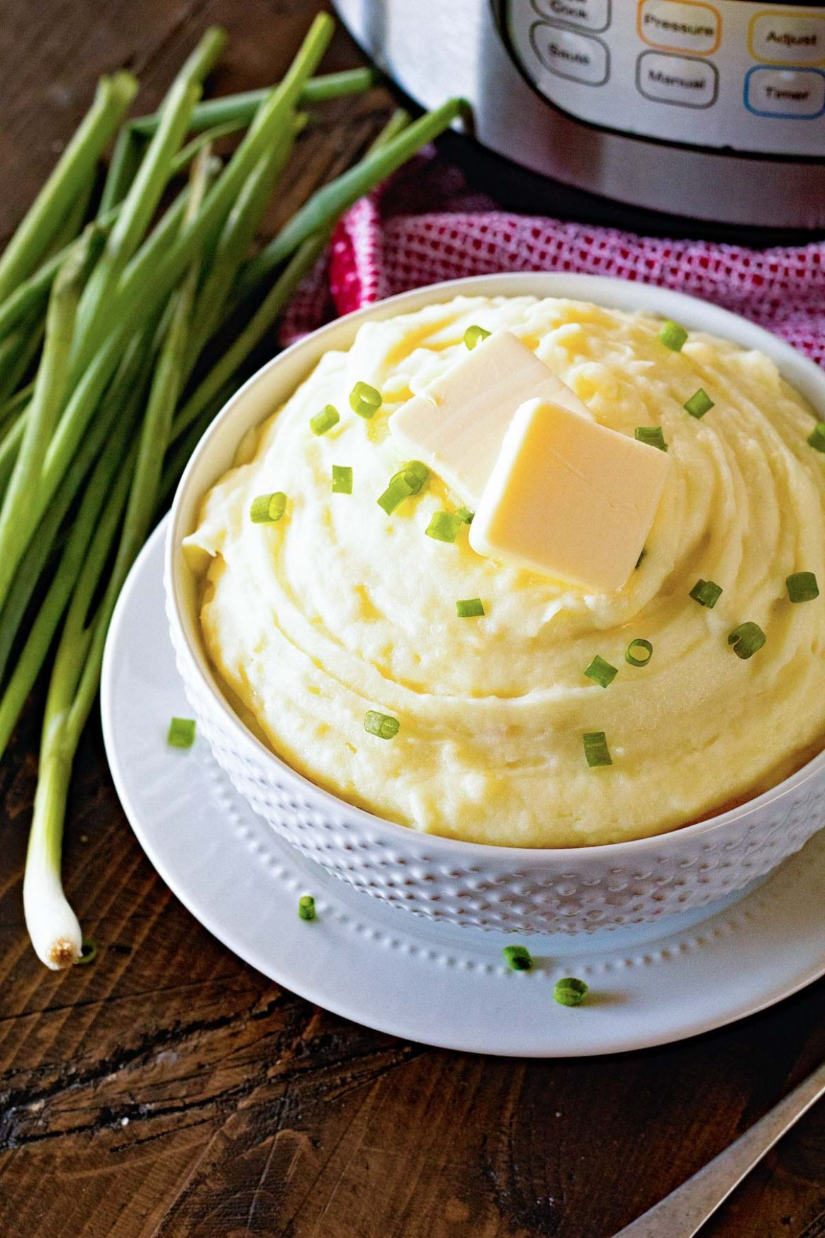 Instant Pot Mashed Potatoes - Julie's Eats & Treats ®