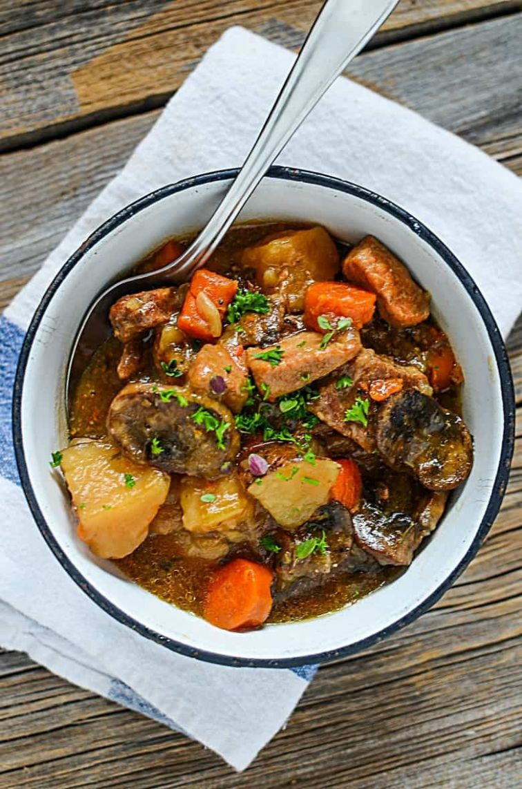 Instant Pot Pork Stew - Recipes Pork Stew