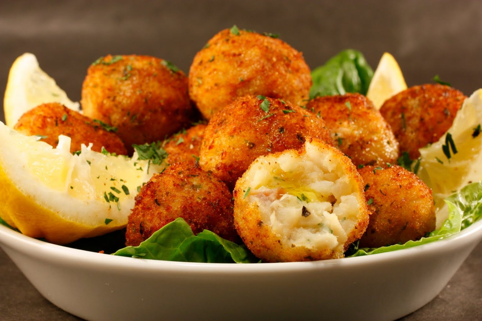 Italian Fish balls - Recipes Fish Balls