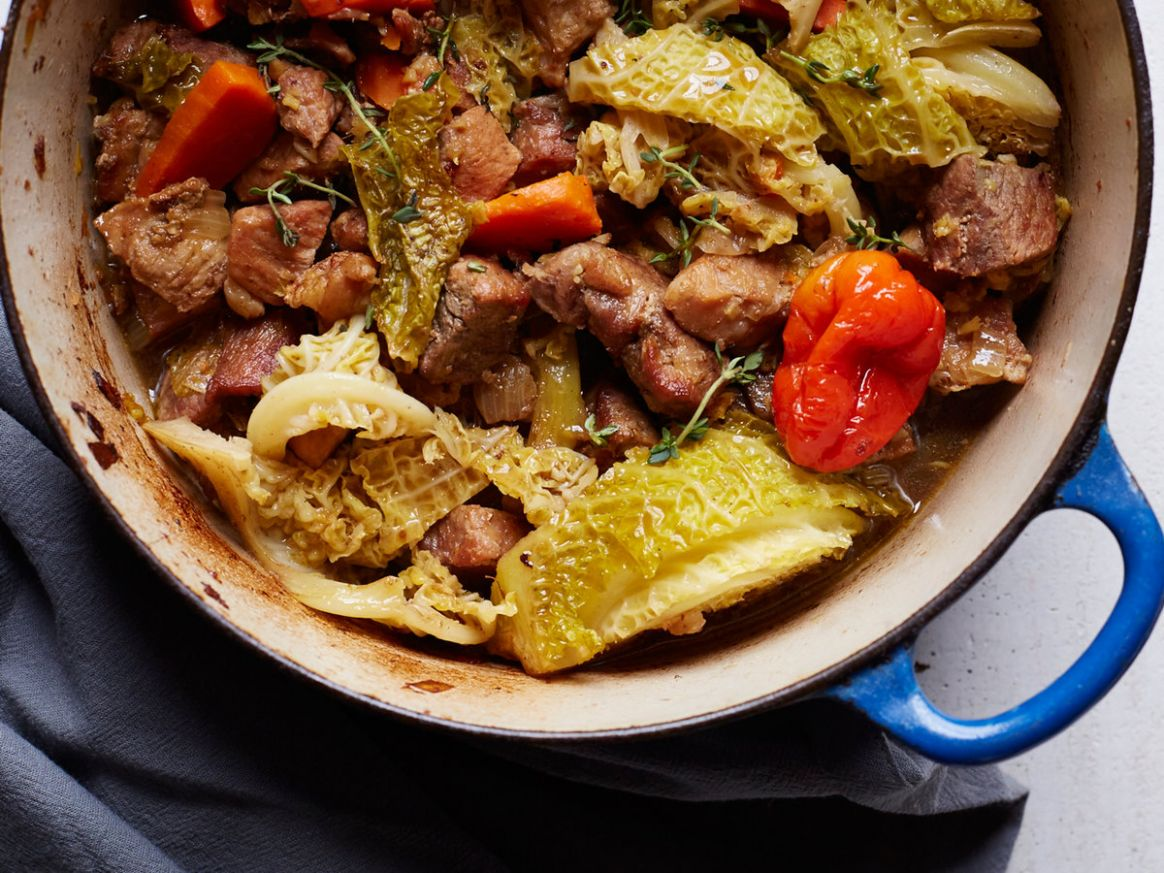 Jamaican Pork Stew