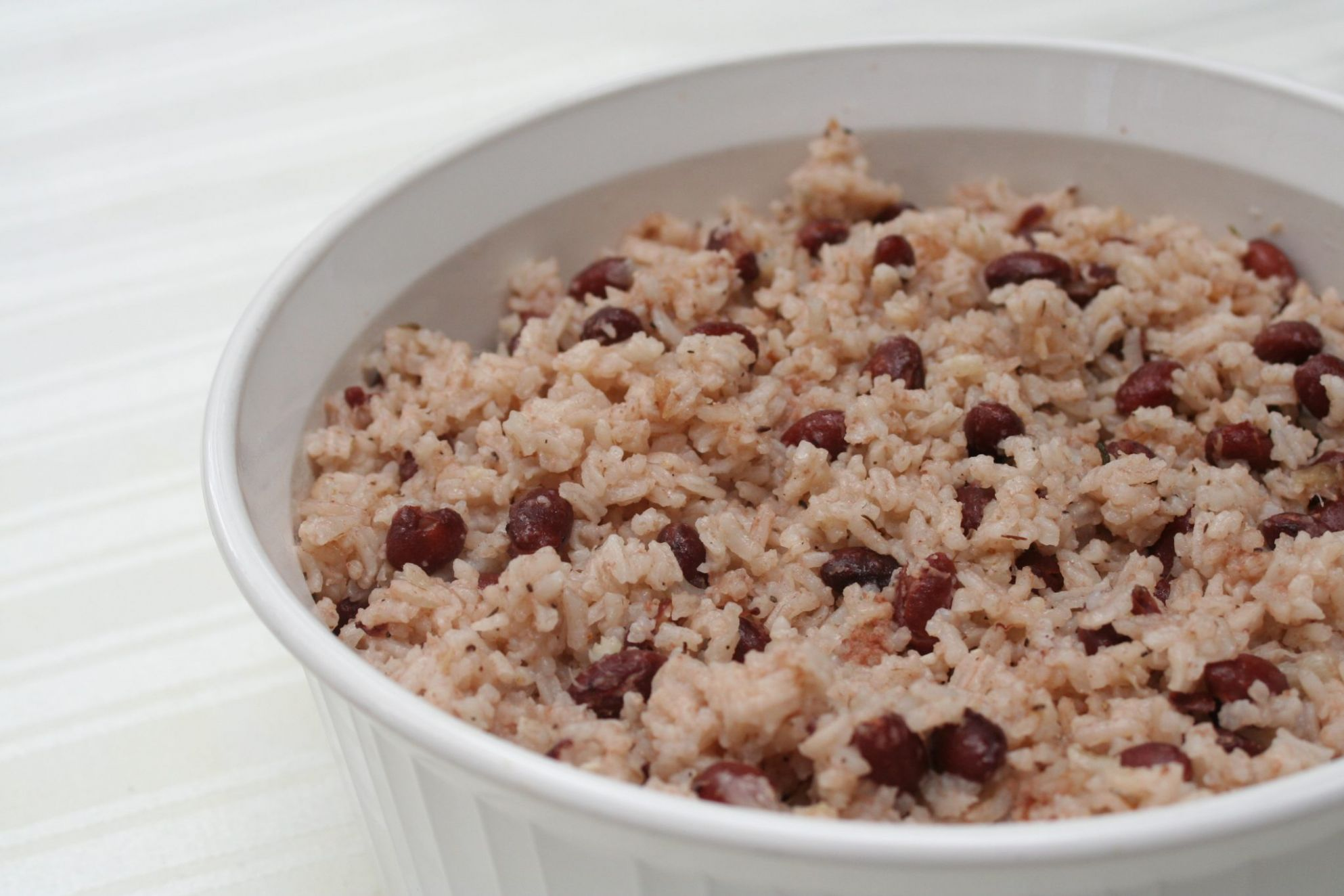 Jamaican Rice and Peas Recipe | Cook Like a JamaicanCook Like a ...