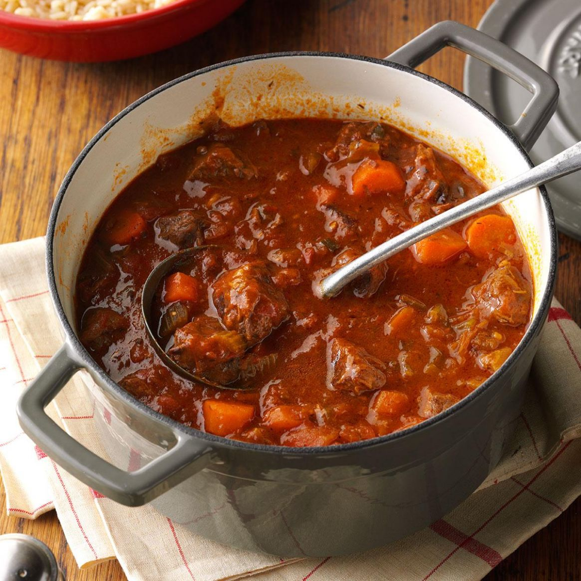 Jamaican-Style Beef Stew - Food Recipes Jamaican