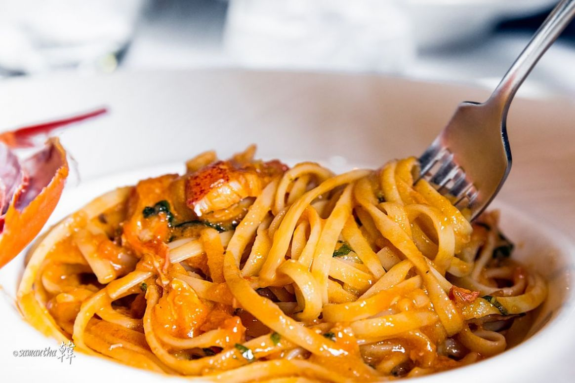 James Martin's Decadent Homemade Linguine with Lobster Sauce ...
