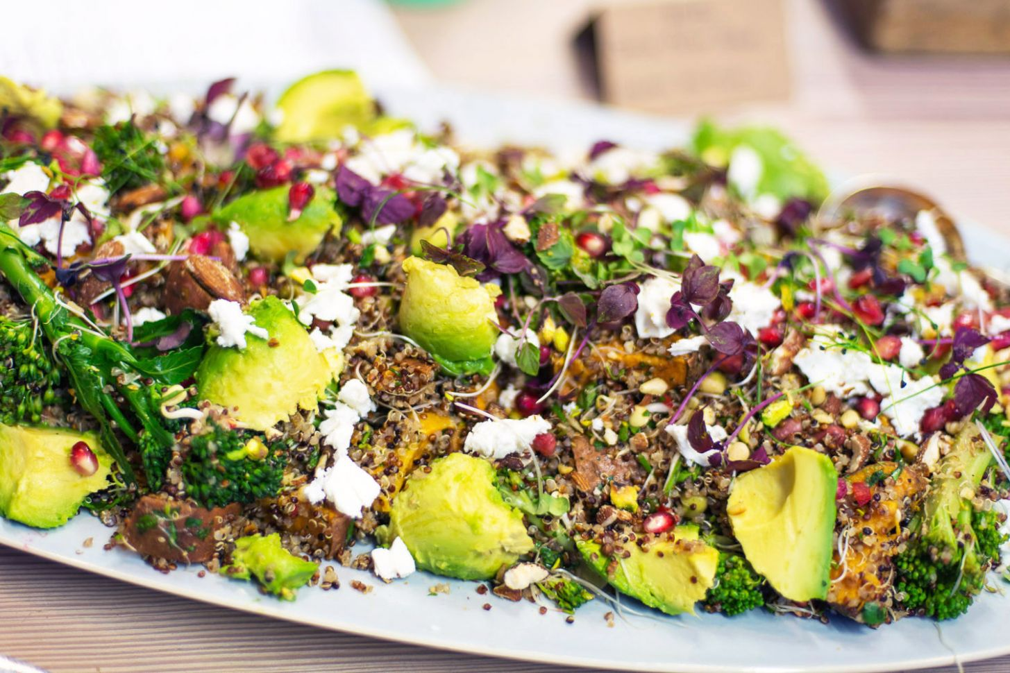 Jamie Oliver's Superfood Salad