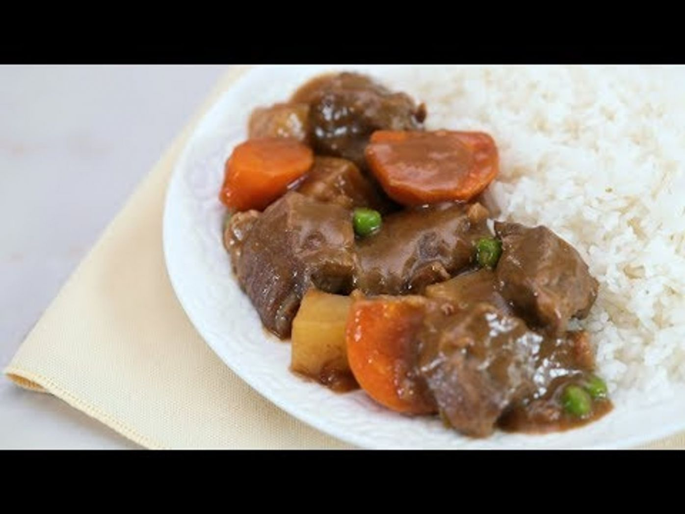 Japanese Beef Curry Recipe | Yummy PH