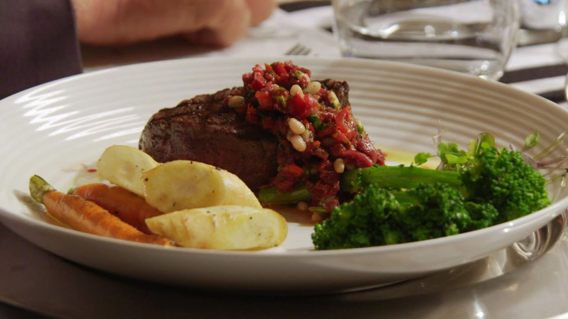 Jaryd & Ben - Fillet of Beef | TVNZ OnDemand - Beef Recipes Nz