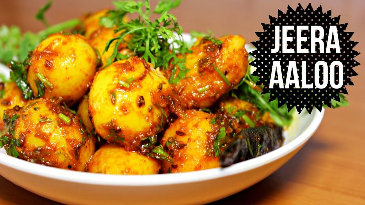 Jeera Aloo Recipe In Hindi | Aloo Ki Sabji | Potato Recipes Indian Style |  Kanak's Kitchen