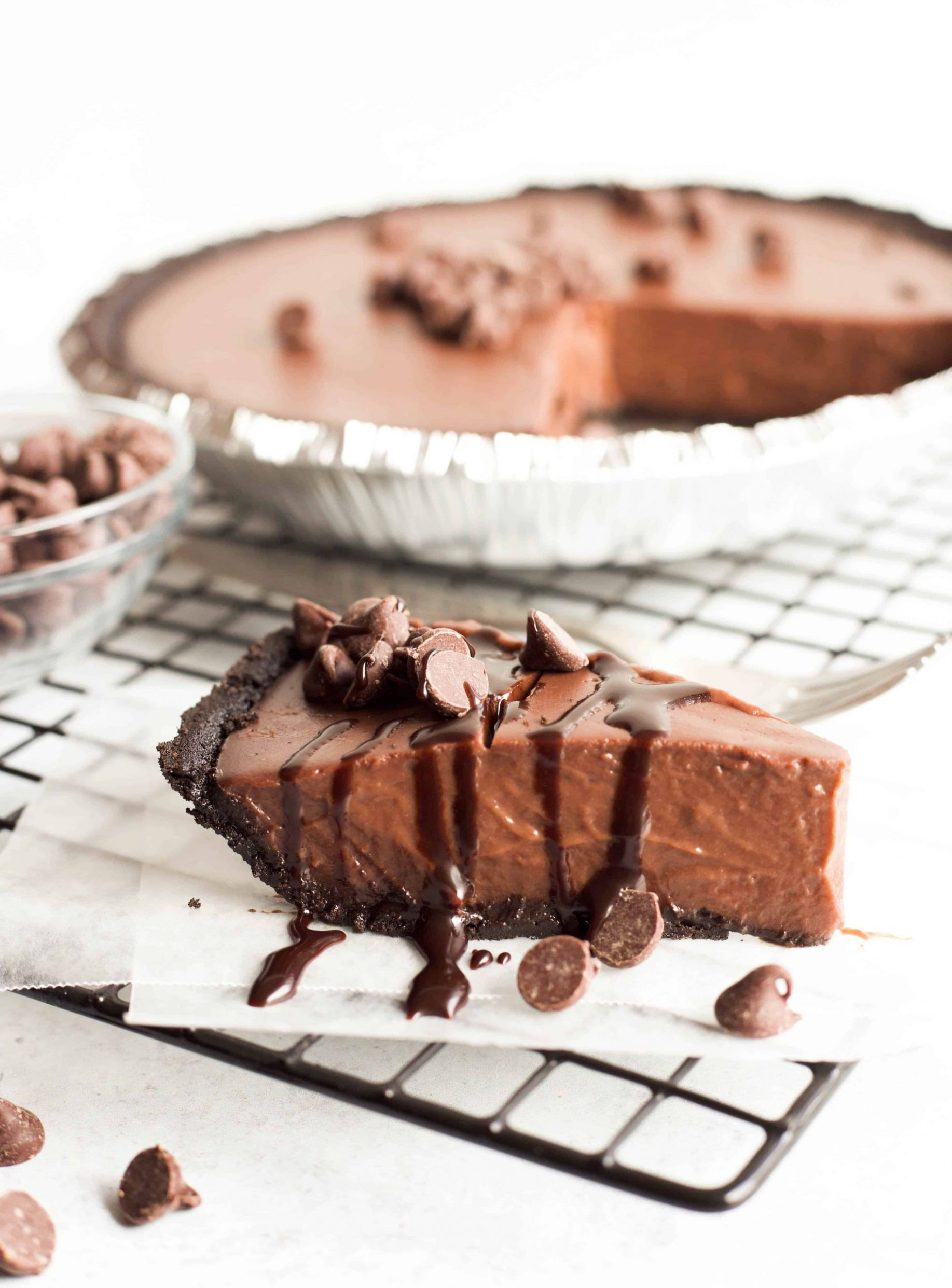 JELL-O Chocolate Pie - Delicious Made Easy - Recipes With Chocolate Jello