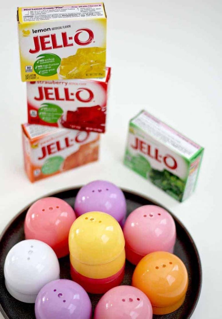 Jello Jiggler Eggs Recipe + How to Make a DIY Jello Egg Mold for ..