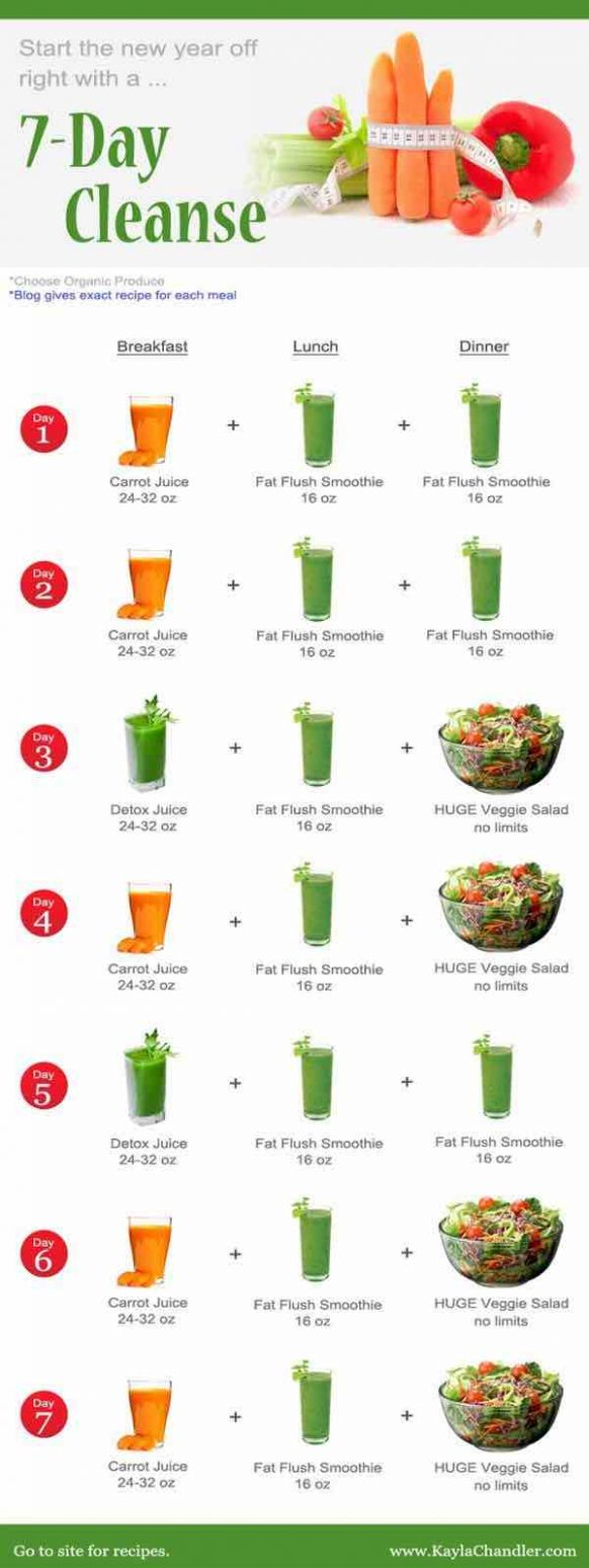 Juicing Recipes for Detoxing and Weight Loss - MODwedding - Dinner Recipes Juice Cleanse