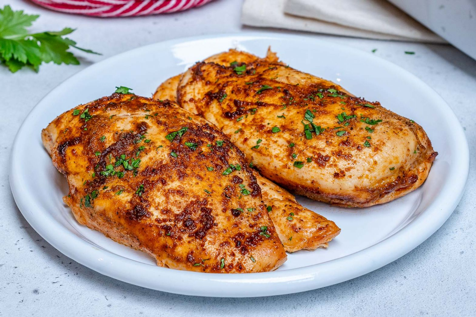 Juicy Baked Chicken Breasts - Chicken Breast Juicy Recipes