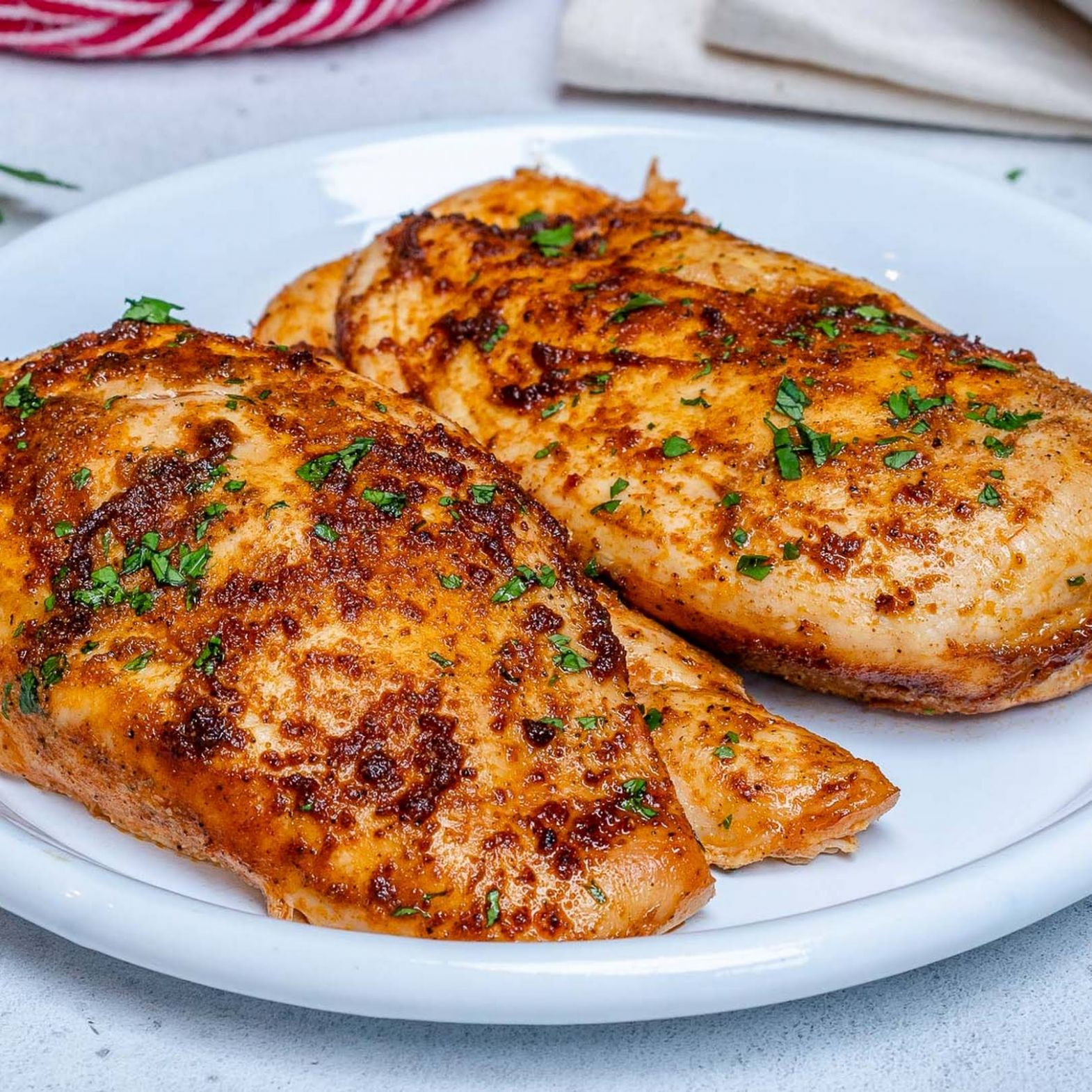 Juicy Baked Chicken Breasts - Chicken Breast Recipes Yummly