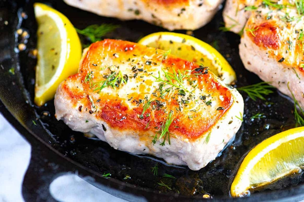 Juicy Oven Baked Pork Chops - Recipes Pork Chops Oven