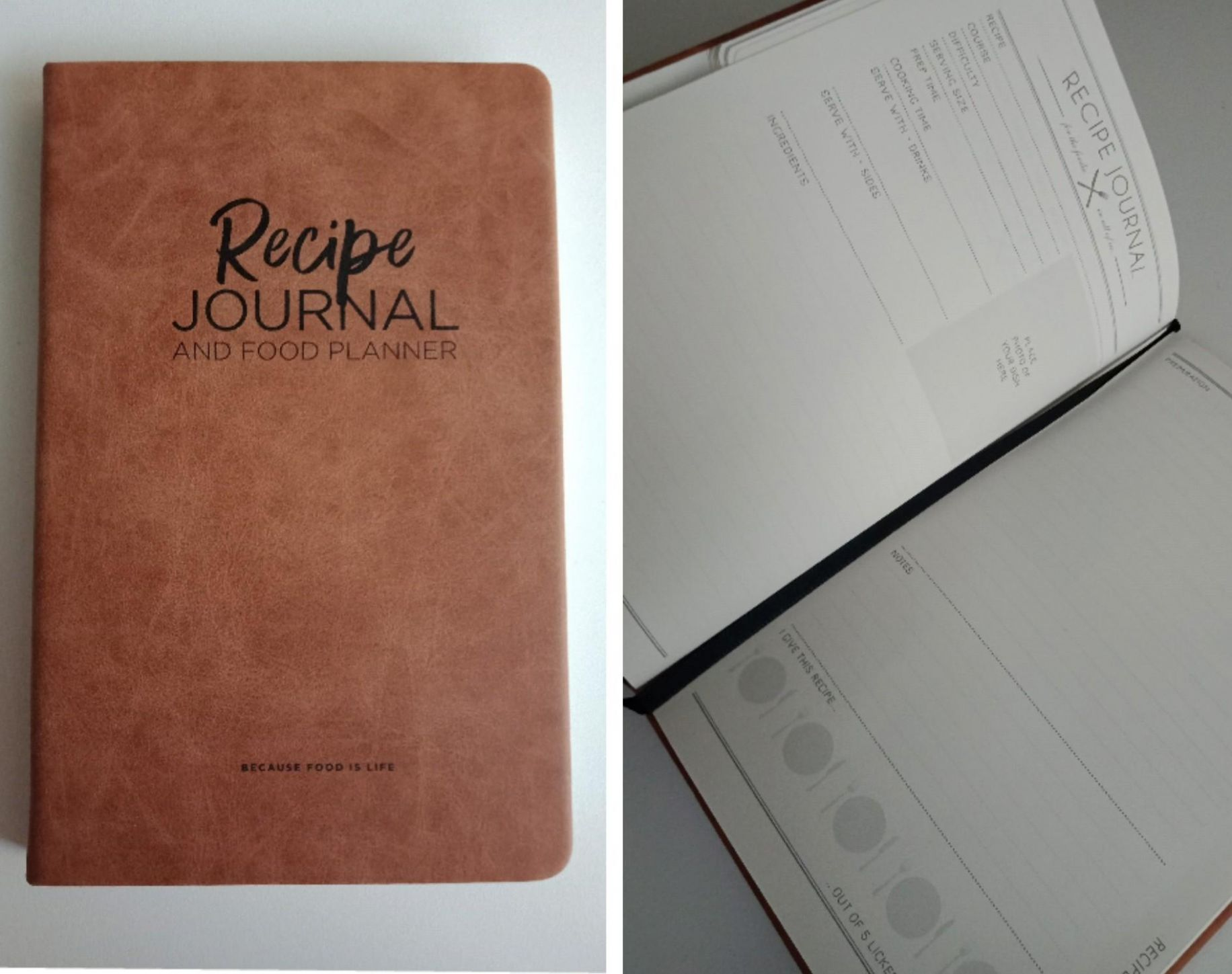 Just bought this recipe journal and planner so hit me with your ..