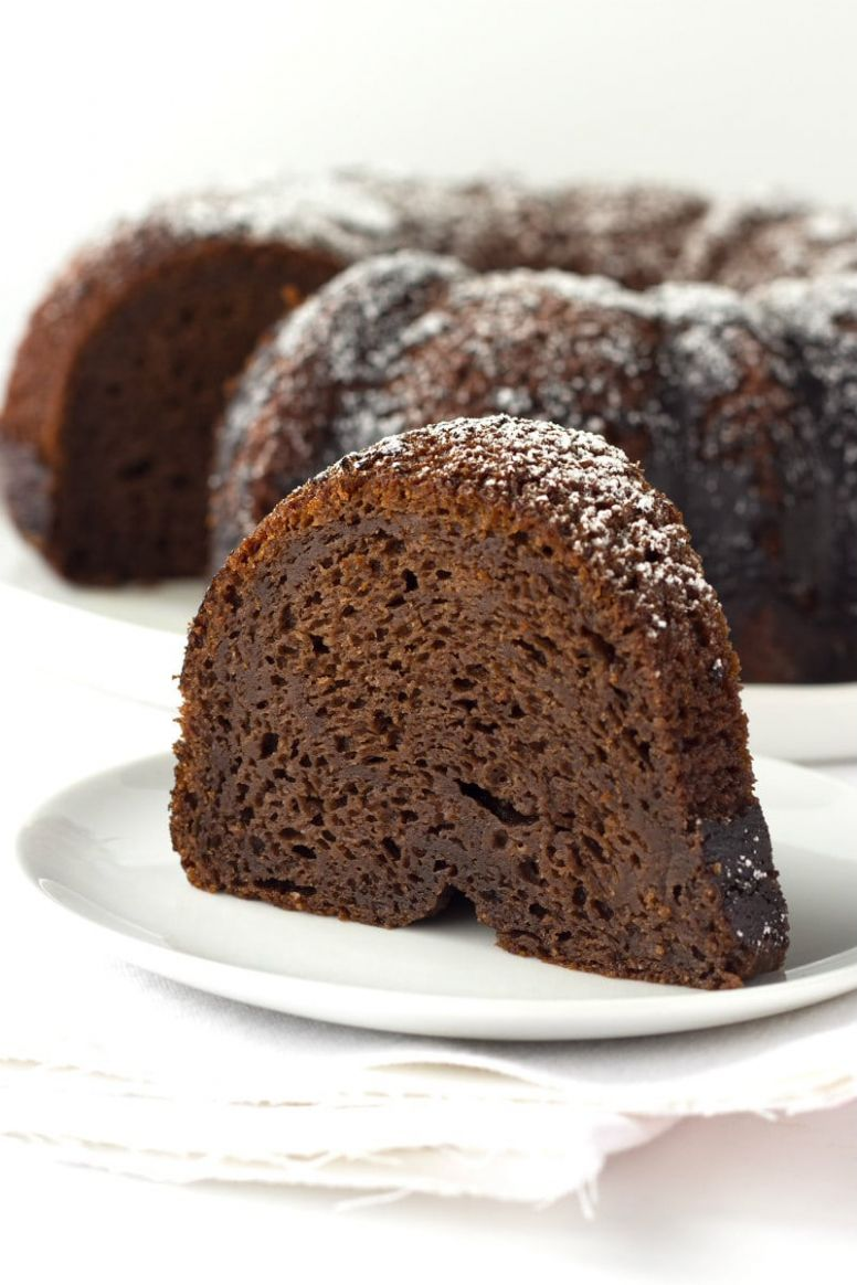 Kahlua Cake - Recipe Chocolate Kahlua Bundt Cake