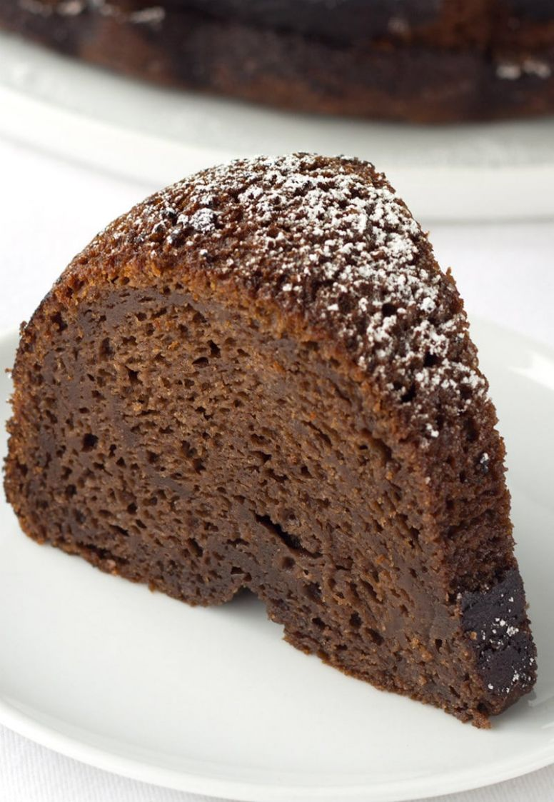 Kahlua Cake - Recipe Girl - Recipe Chocolate Kahlua Bundt Cake