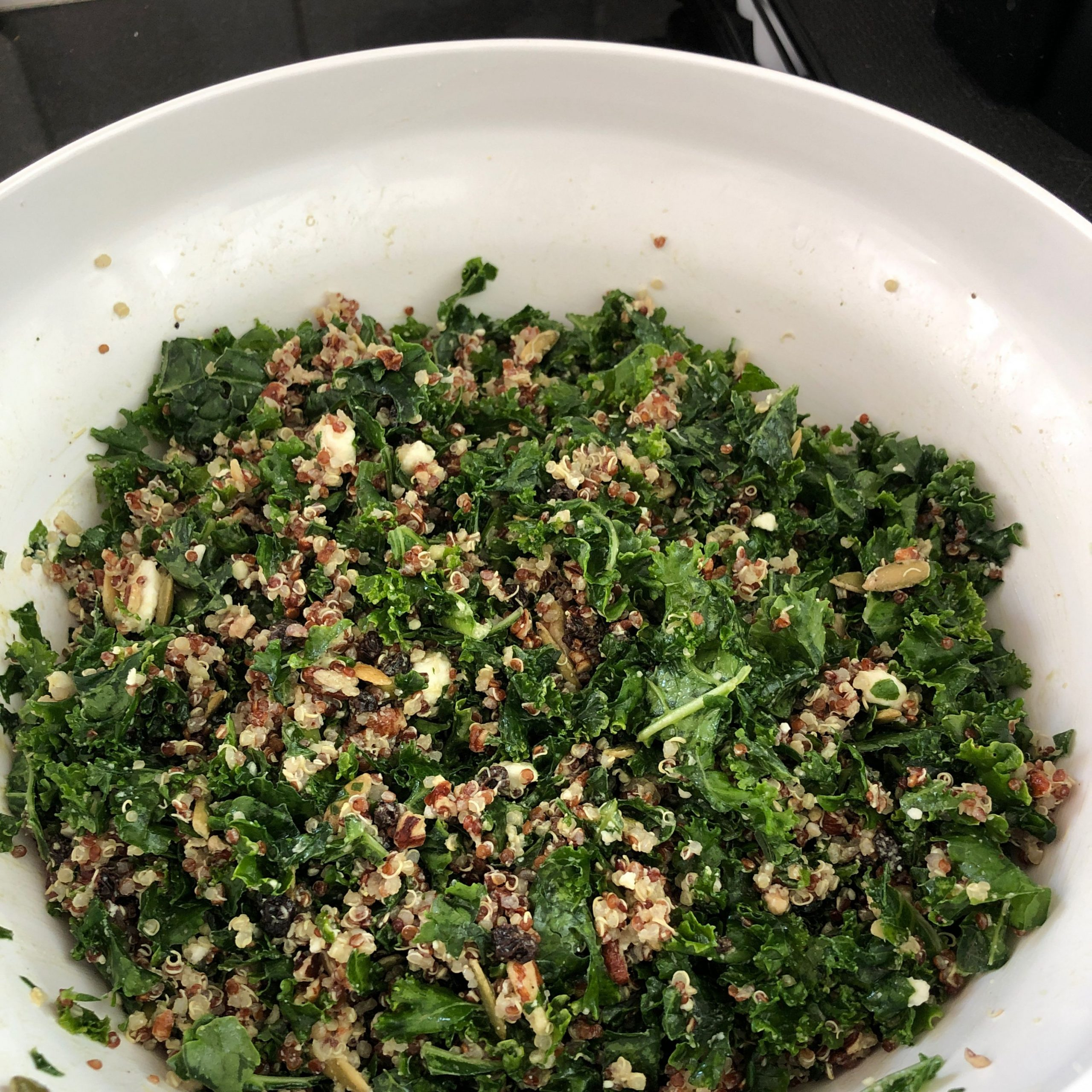 Kale and Quinoa Salad Recipe - Allrecipes