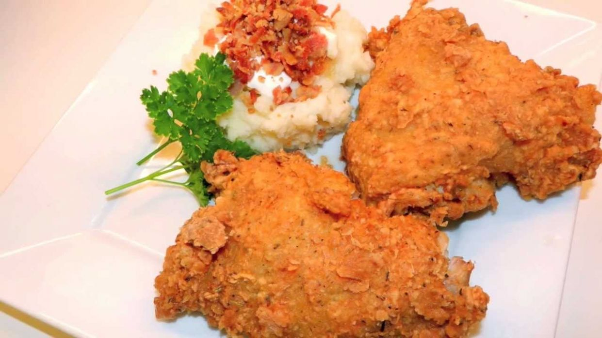 Kentucky Fried Chicken Recipe – 11 Herbs and spices | Share the ..