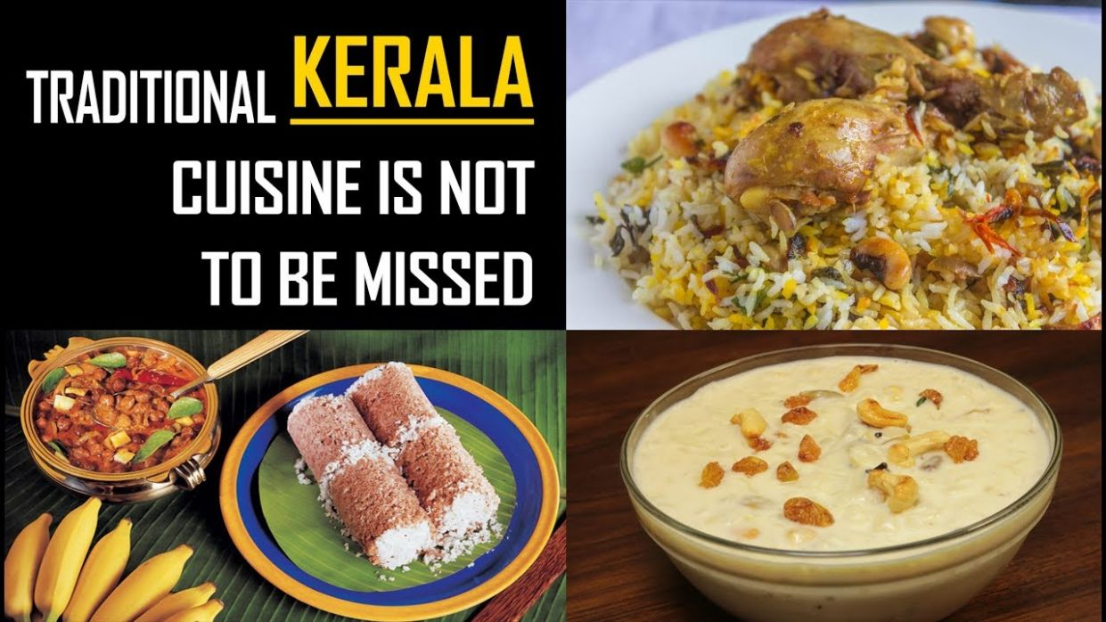 Kerala Cuisine | Popular recipes of Kerala Food | Kerala Dishes from The  God's Own Country