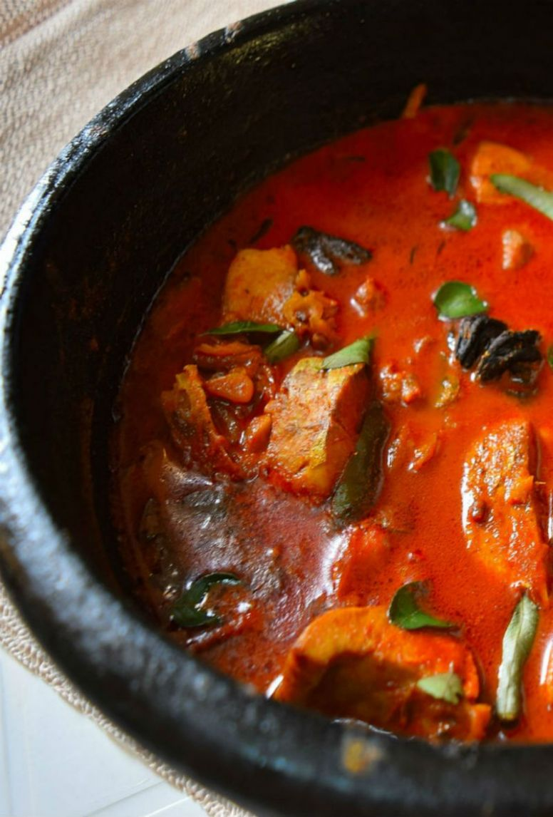Kerala Fish Curry | Meen Curry