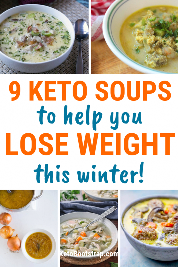 Keto Soup Recipes: 9 Delicious Ketogenic Soups That Taste Great ..