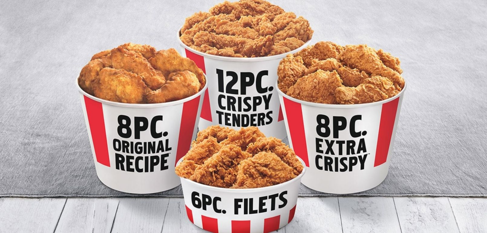 KFC's $11 Fill Up Deal Now Includes 11 Options - The Fast Food Post