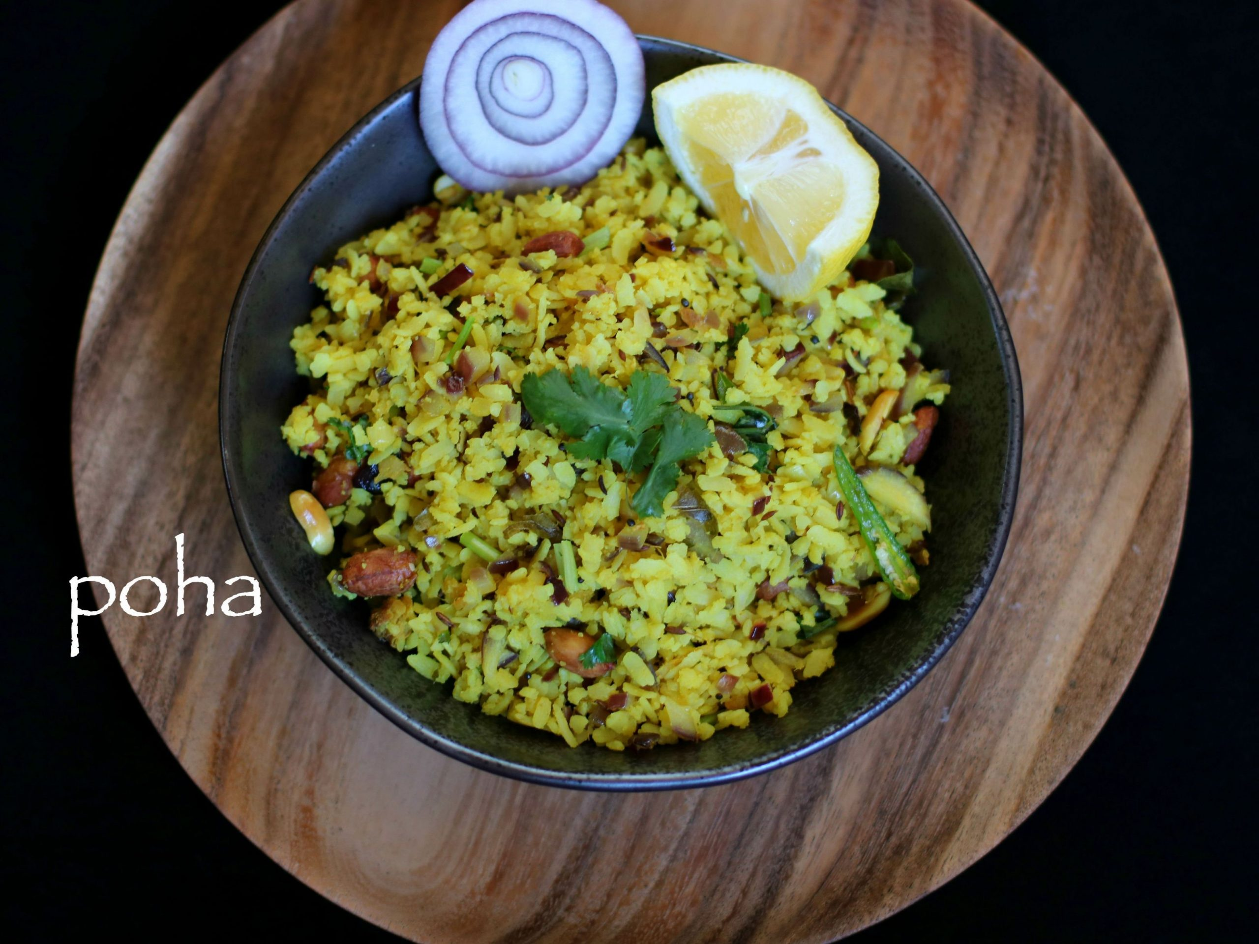 khara avalakki recipe | karnataka style poha recipe - Breakfast Recipes Karnataka