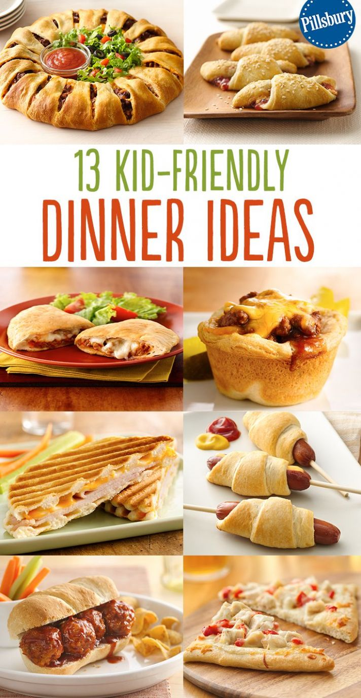 Kid-Friendly Dinners the Whole Family Will Love in 10 | Food ..