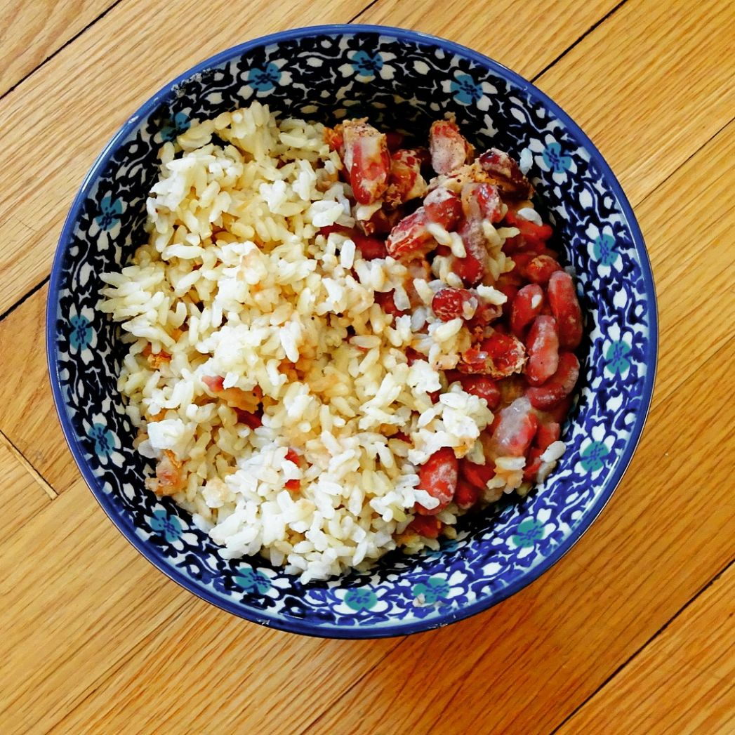 Kidney Beans & Brown Rice   High Protein Vegan Meal – Jenell B ...