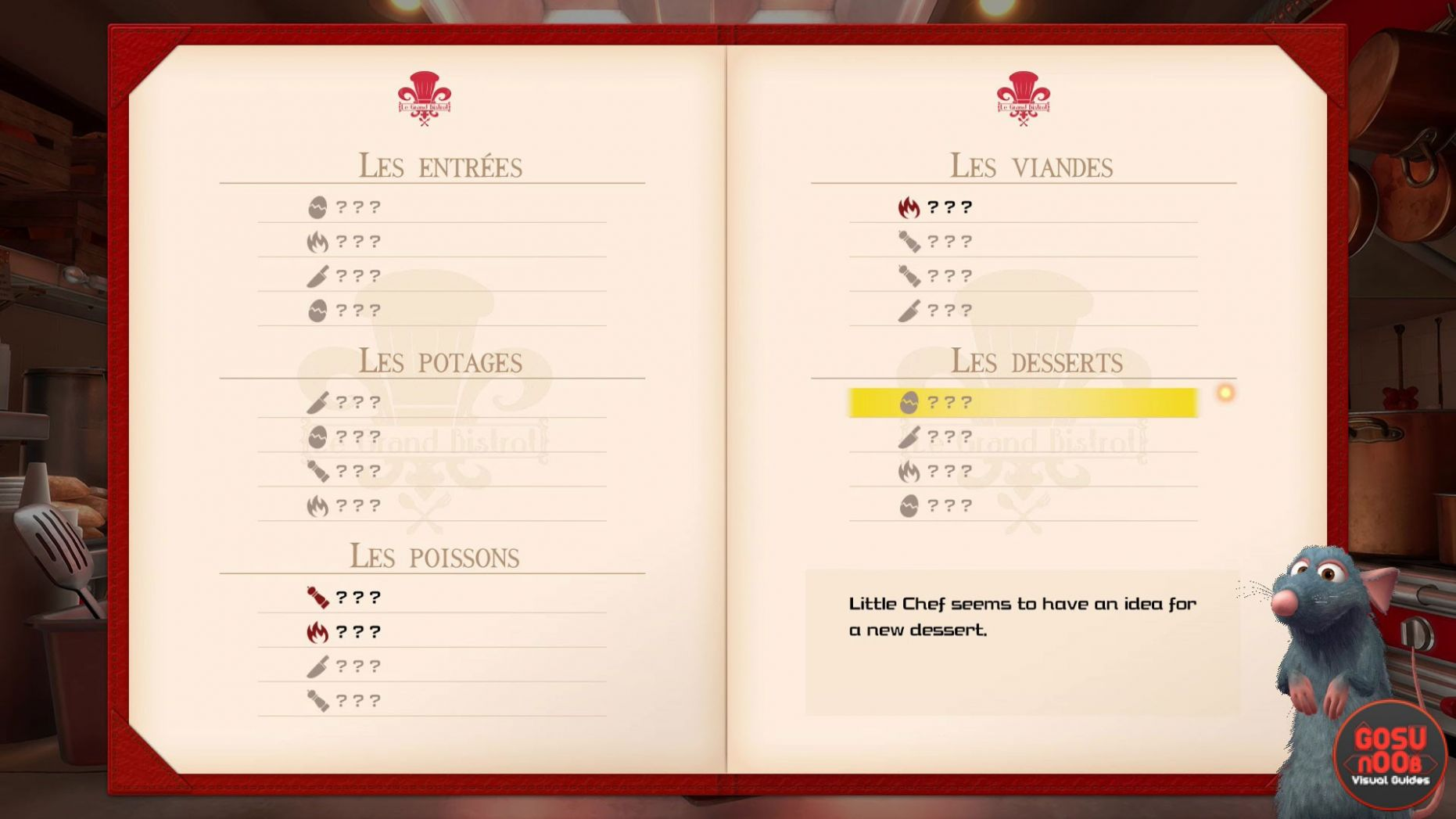 Kingdom Hearts 10 Cooking Recipes & Ingredients List
