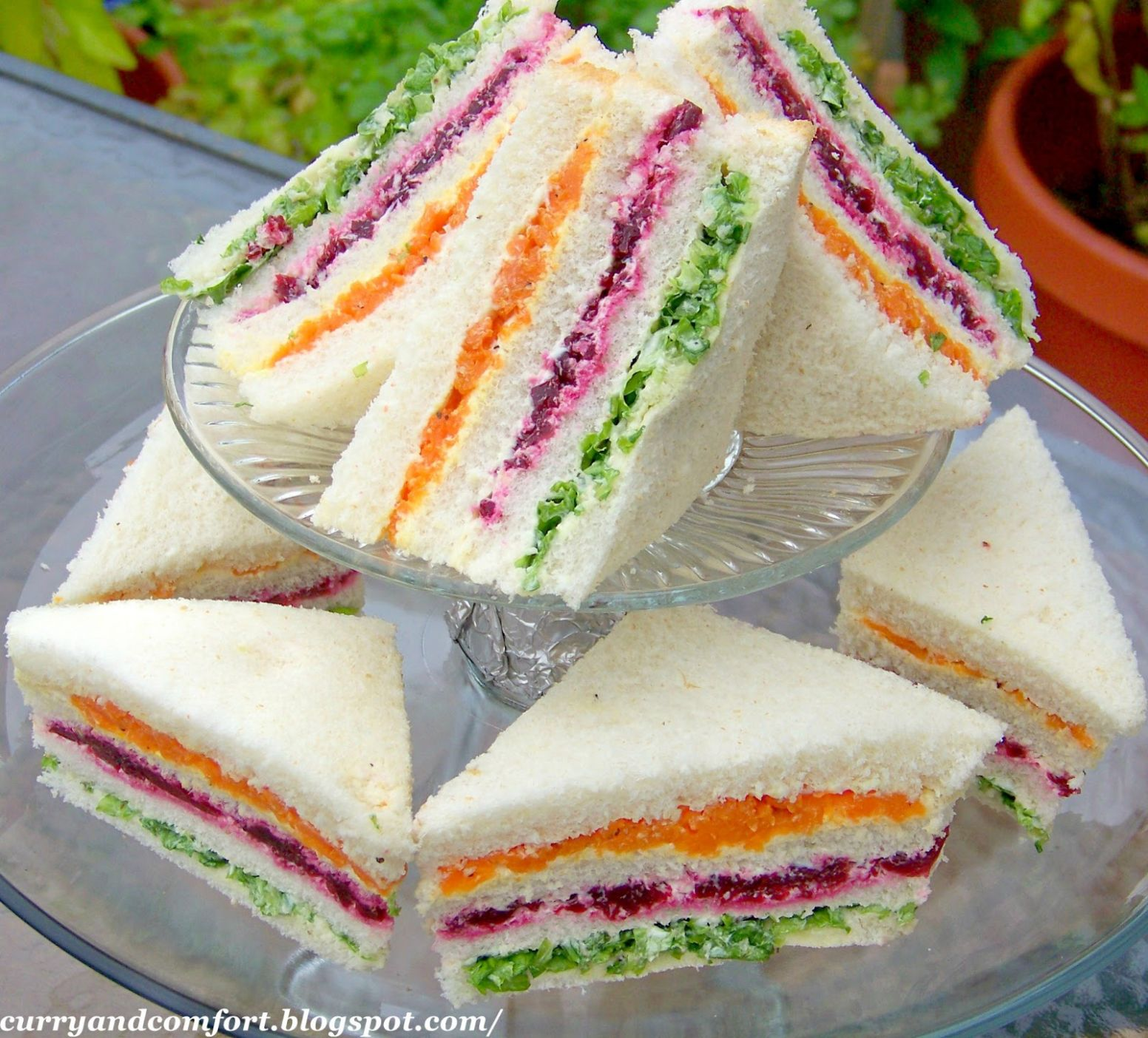 Kitchen Simmer: Sri Lankan Ribbon Sandwiches (Vegetable Tea ..