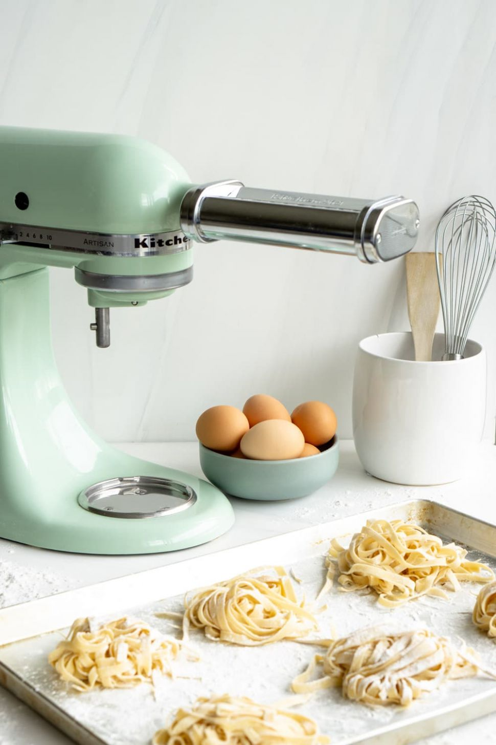 KitchenAid Pasta Recipe