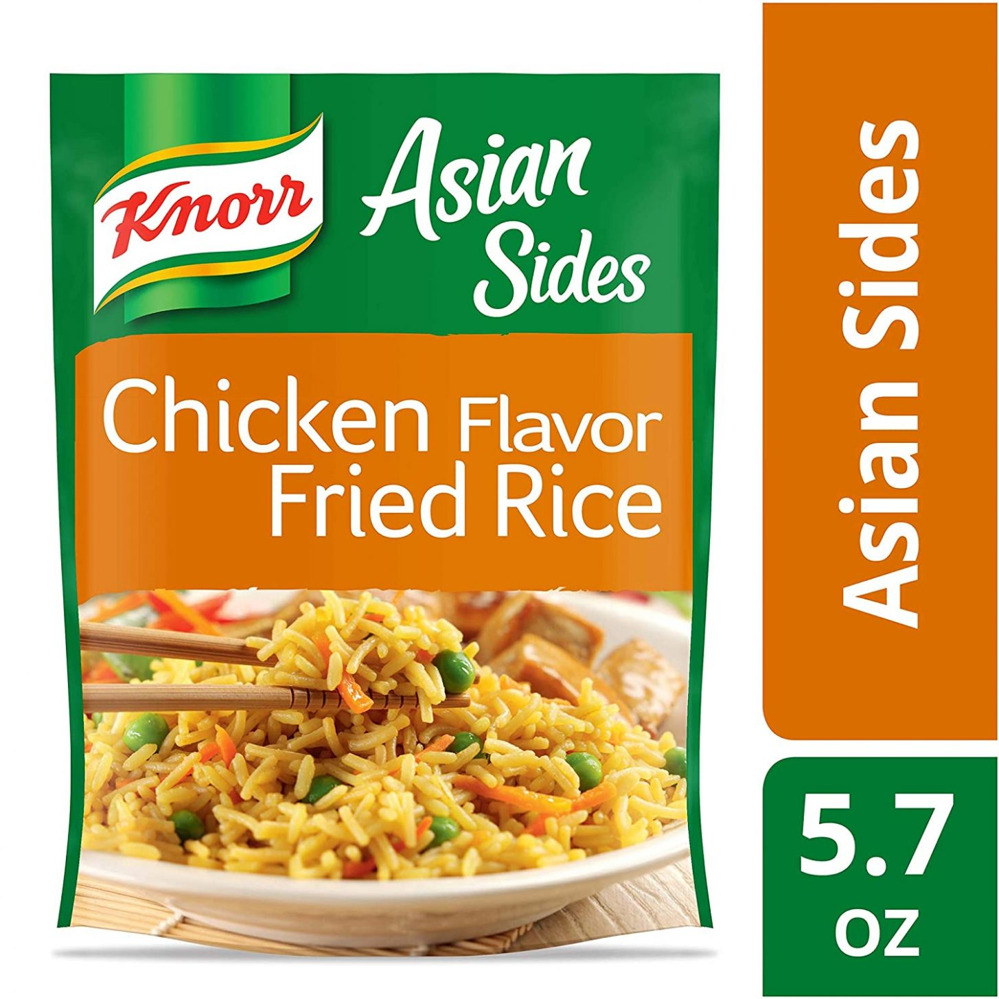 Knorr Asian Side Dish, Chicken Fried Rice, 9