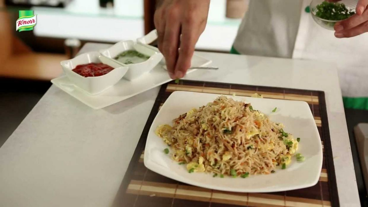 Knorr Chicken Fried Rice Recipe - Rice Recipes On Knorr Website