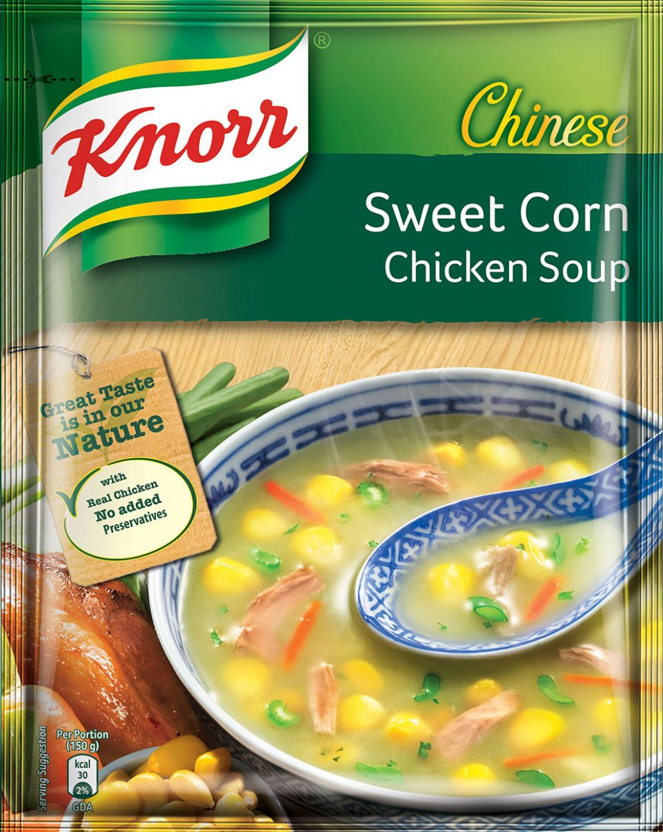 Knorr chicken soup recipe
